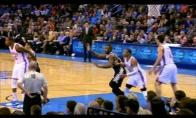 Didžiausias įmanomas fuksas NBA varžybose
