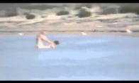 Išdykauja jūroje