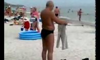 Paplūdimio klounas