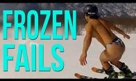 Šaltų žiemiškų FAIL rinkinukas