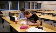 Kaip pasibaigia kiekviena matkes pamoka?