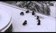 Vienuolių sniego karas Jeruzalėje