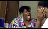 Kaip užčiaupt rėkiančią moterį?