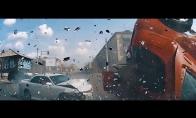 Registratorių užfiksuotos avarijos Rusijoje