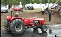 Turbo traktorius