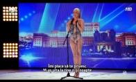 Karštas pasirodymas Rumunijos talentuose