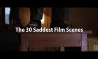 30 liūdniausių kino scenų