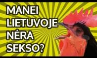 Lietuvoje Nėra Sekso?