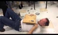 Kaip fizikos mokytojas prarado savo darbą