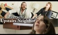 Tipiniai kaimynai iš viršaus...