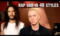 Eminemo daina 40 stiliuose