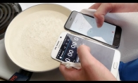 S6 ir iPhone6 sriuba