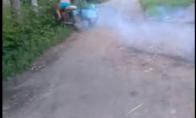 Boba + motociklas