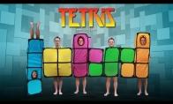 Gyvas Tetris