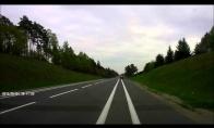 Greita reakcija išgelbėja vairuotojo gyvybę