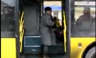 Kaip sustabdyt autobusą