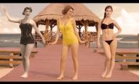 Bikinių evoliucija