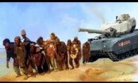 Grėsmingas naujas rusų tankas - T14