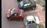 Idealus parkavimo kerštas