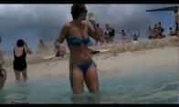 Staigmena paplūdimyje