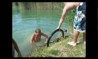 Pramogos prie vandens