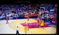 Lebronas - didžiausias NBA pasivaikščiotojas