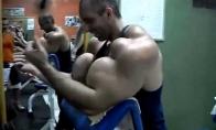 Persivalgę steroidų