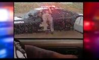 Kai policininkas bando pamandravot