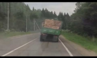 Sunkvežimis, kurį tu neaplenktum