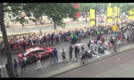 "Griūtis ""Tour de France"" lenktynių metu"