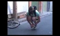 Mažiausias pasaulyje dviratukas