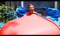 Žmogus - balionas