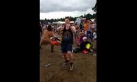Geriausias festivalio šokėjas