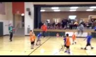 Jaunasis krepšininkas - po*uistas