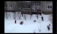 Rusiją geriausiai reprezentuojantis video