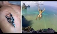 Beprotiškiausias šuolis parašiutu