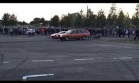 Tautovežis vs Ferrari