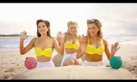 Pašėlusių merginų grupė