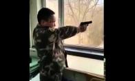 Šiaurės Korėjos snaiperių mokyklą