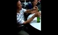 Idealus alaus atidarymo būdas