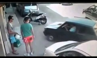 Kai užstato tavo mašiną