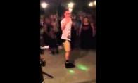 Beprotiškiausias mokyklos šokėjas