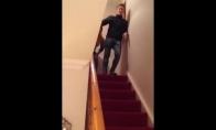 Pasivažinėjimas laiptais