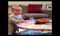 Vaikis išbando mamos kantrybę