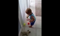 Kaip visai dienai užimti vaiką