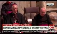 Mikliarankis popiežius Pranciškus