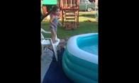 Jaunoji šuolių į vandenį čempionė