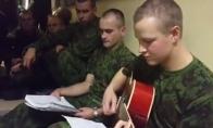 Lietuvos kariai pristato savo himną