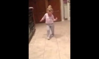 Kai mamytė šokėja