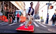 Aladinas ant skraidančio kilimo